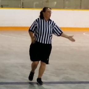 Referee Jill
