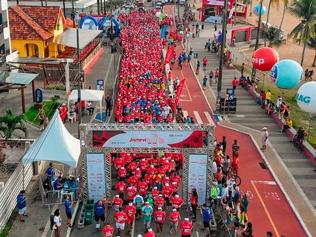 JampaRUN 2022 - 5k 10k acontecerá dia  24.04.2022