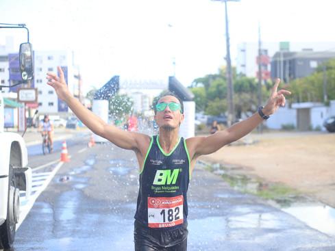 Obrigatório número de peito na camisa, evite ser desclassificado na Meia Maratona de João Pessoa