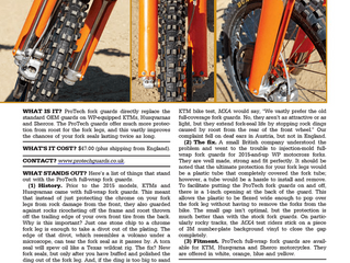 Motocross Action Magazine review