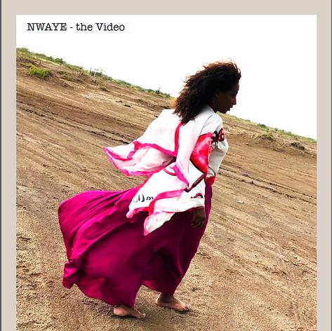 NWAYE Video shoot
