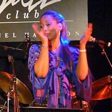 Malou Lionel Hampton Jazz club Paris.JPG
