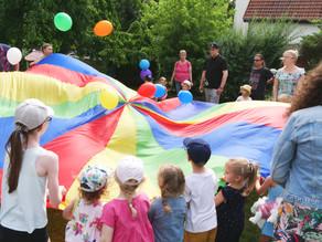 """Sommerfest - Verabschiedung der """"Schultüten"""""""