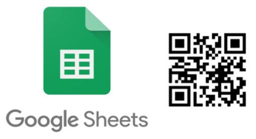 איך ליצור קוד קיו-אר (QR) בגוגל שיטס (Google Sheets)