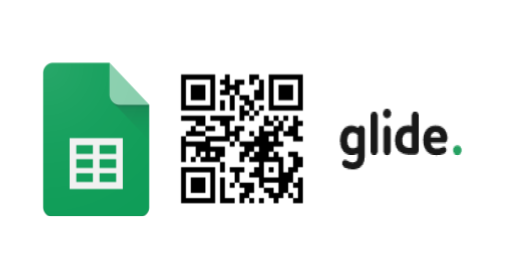 איך להציג בגלייד QR Code (קוד קיו-אר) שנוצר בגוגל שיטס (Google Sheets)