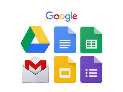 קונפיגורה הדרכת גוגל אופיס (שיטס, דוקס, סליידס, טפסים)