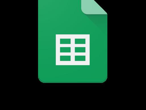 פונקציית ARRAYFORMULA בגוגל שיטס (Google Sheets)