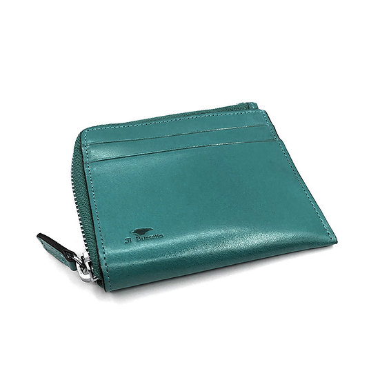 IL BUSSETTO Small Zippy Wallet