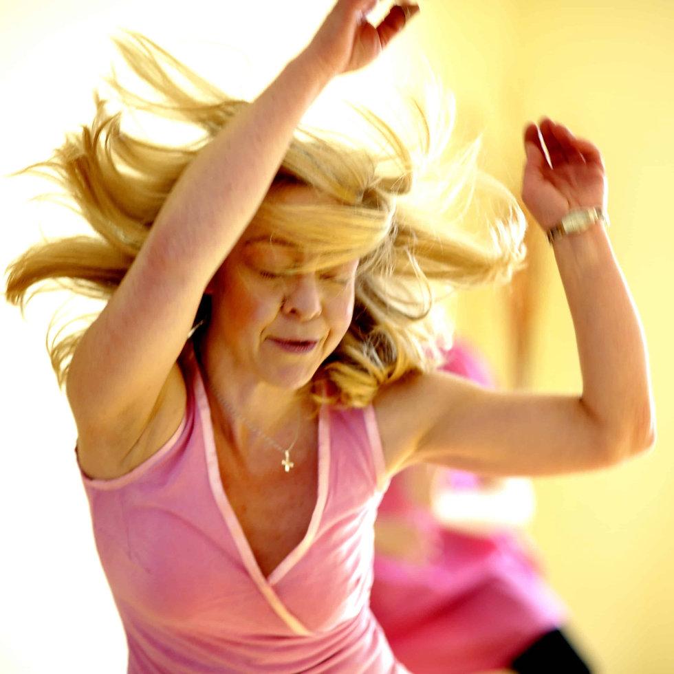 Rotraut Rumbaum Mindful Motion, Körper, Bewegung, Tanz