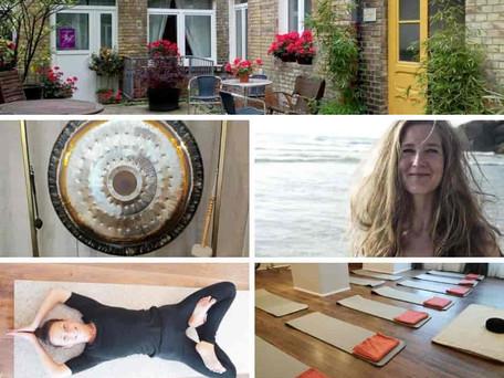Yin Yoga mit live Gong und anderen obertonreichen Klängen am 18.Okt.
