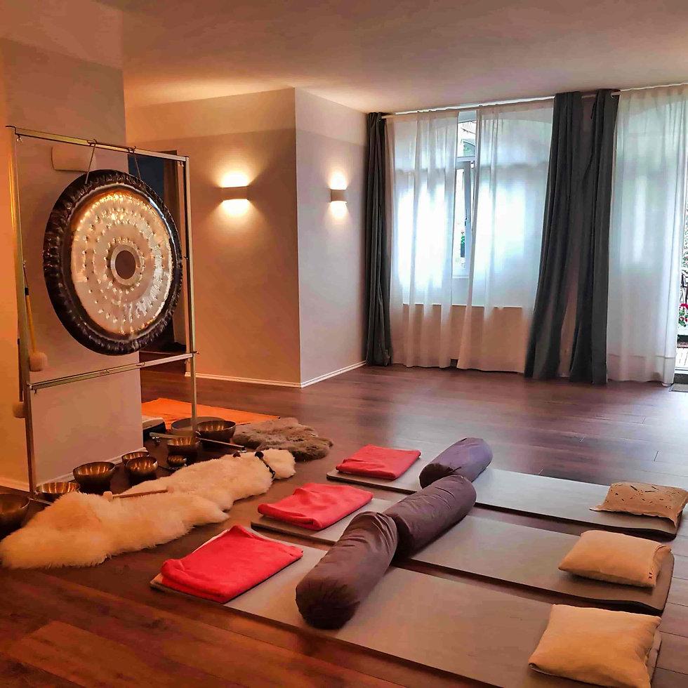 Rotraut Rumbaum Mindful Motion, Sound Medicine