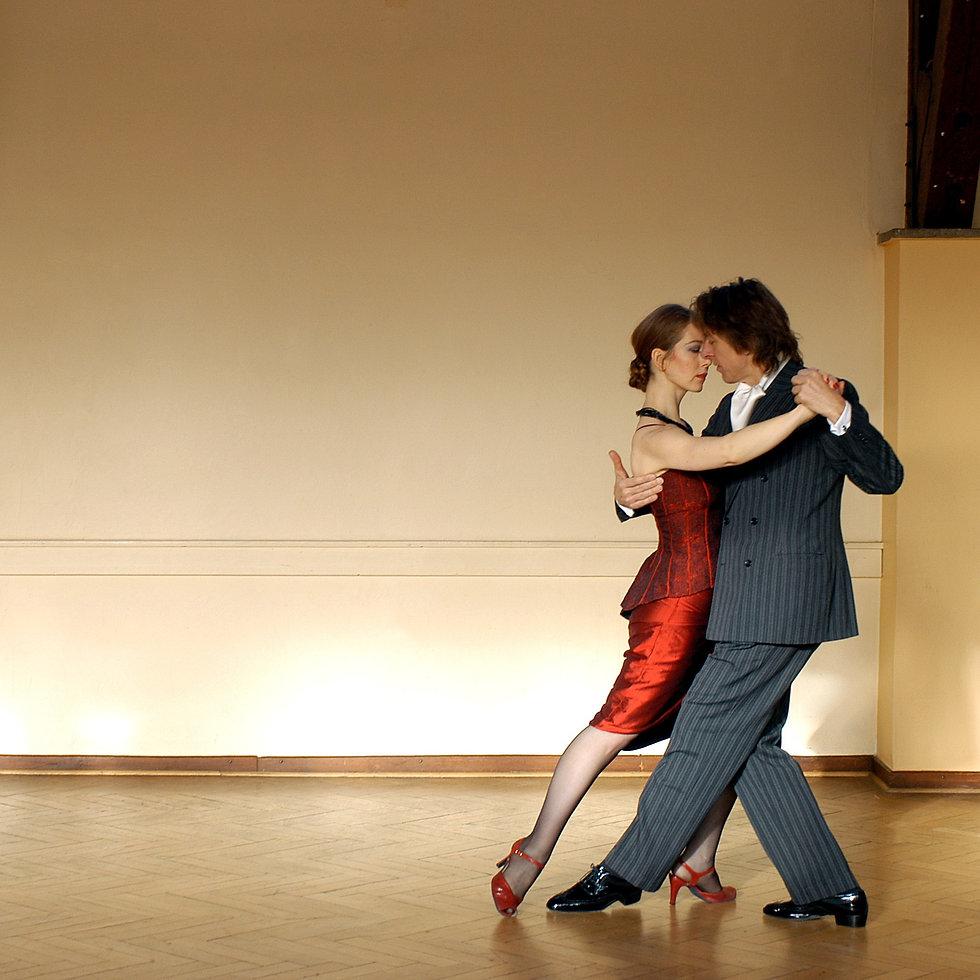 Rotraut Rumbaum Mindful Motion, Tango Argentino