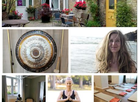 Workshop: Yin Yoga mit Live Gong und anderen Klängen