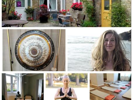 Yin Yoga mit Live Gong und anderen Klängen in Wiesbaden