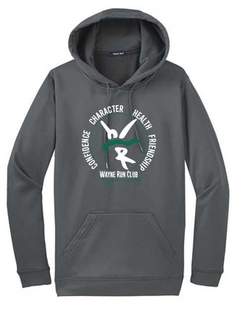 Run Club Dryfit Hoodie F244