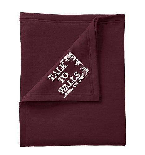 Sweatshirt Fleece Blanket
