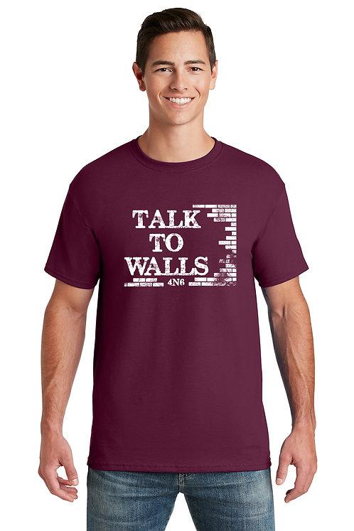 Cotton T-shirt - 29M Talk to Walls