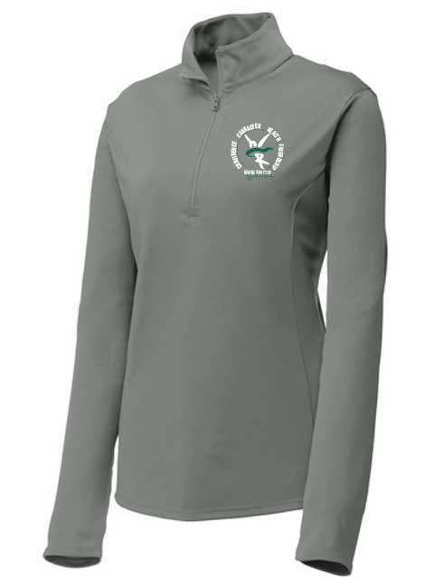 Ladies Run Club Dryfit 1/4 ZipST357