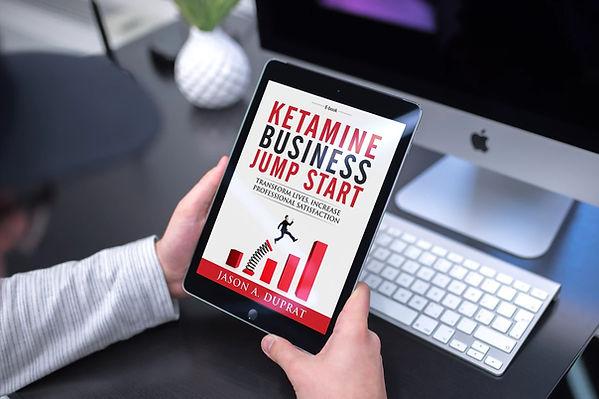 Ketamine Business Jump Start Ebook, How To Start A Ketamine Clinic