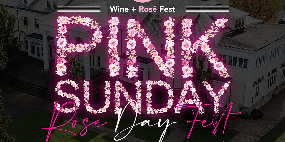 Pink Sunday Rosé Day Party