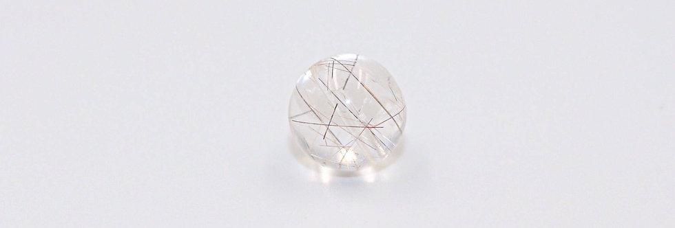 水晶ルチル(3㎜~3.2㎜)