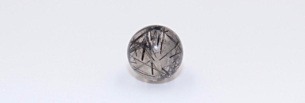 黒針水晶/ブラックルチルクォーツ(11mm~12mm)