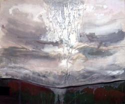 Пейзаж(фрагмент)