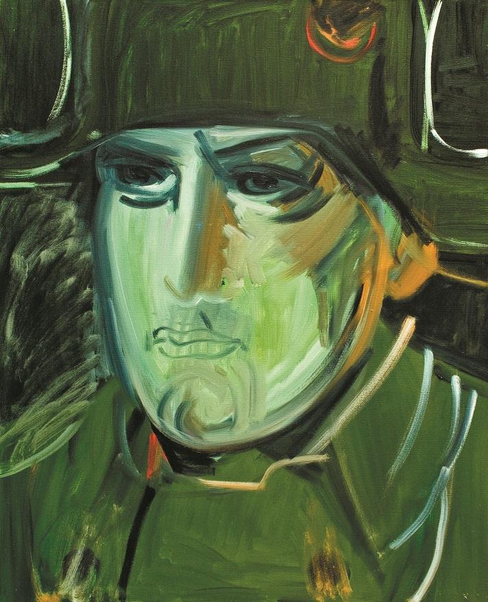 Наполеон. 100Х80,2007 г