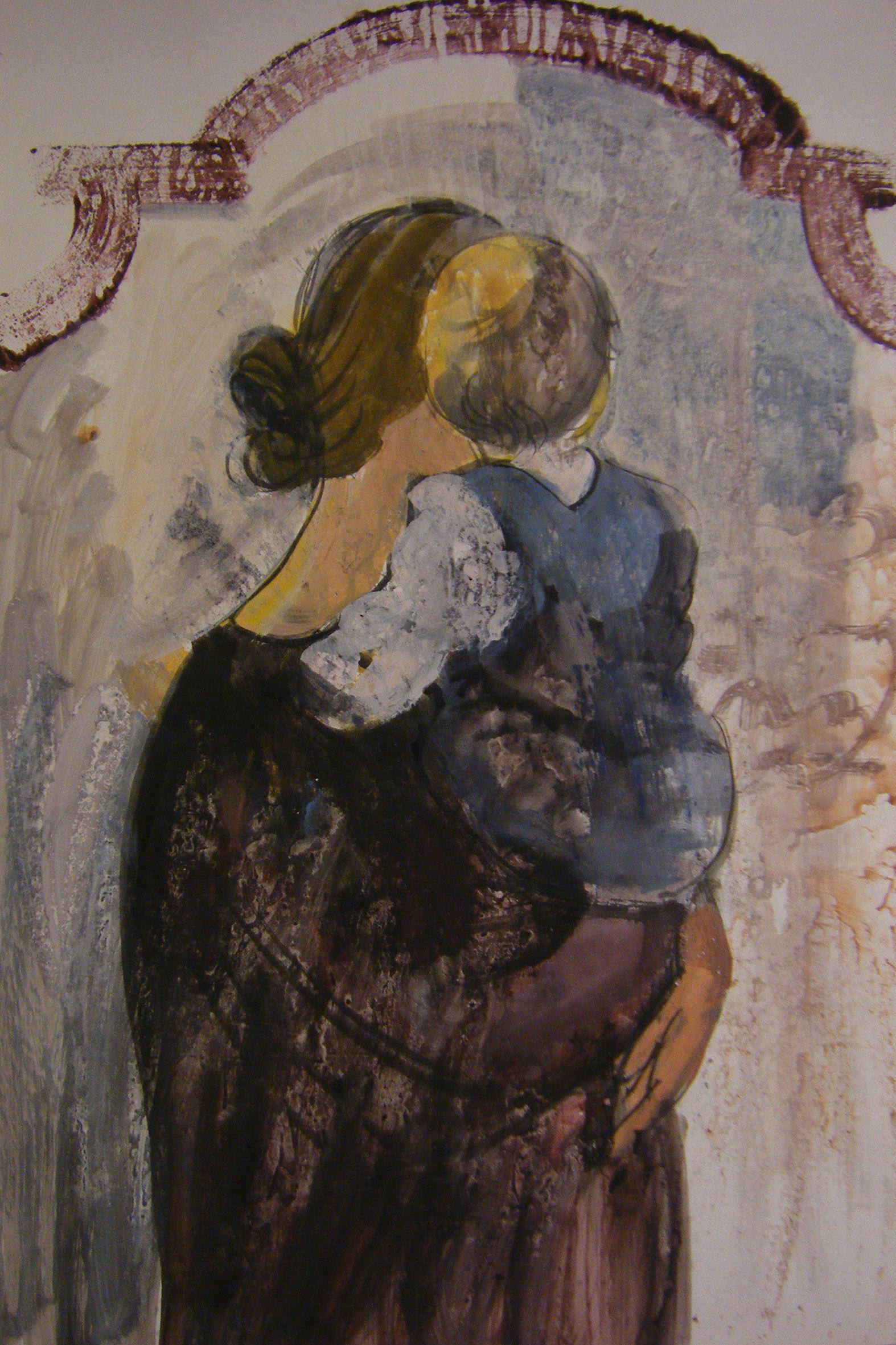 Ольга с Евой