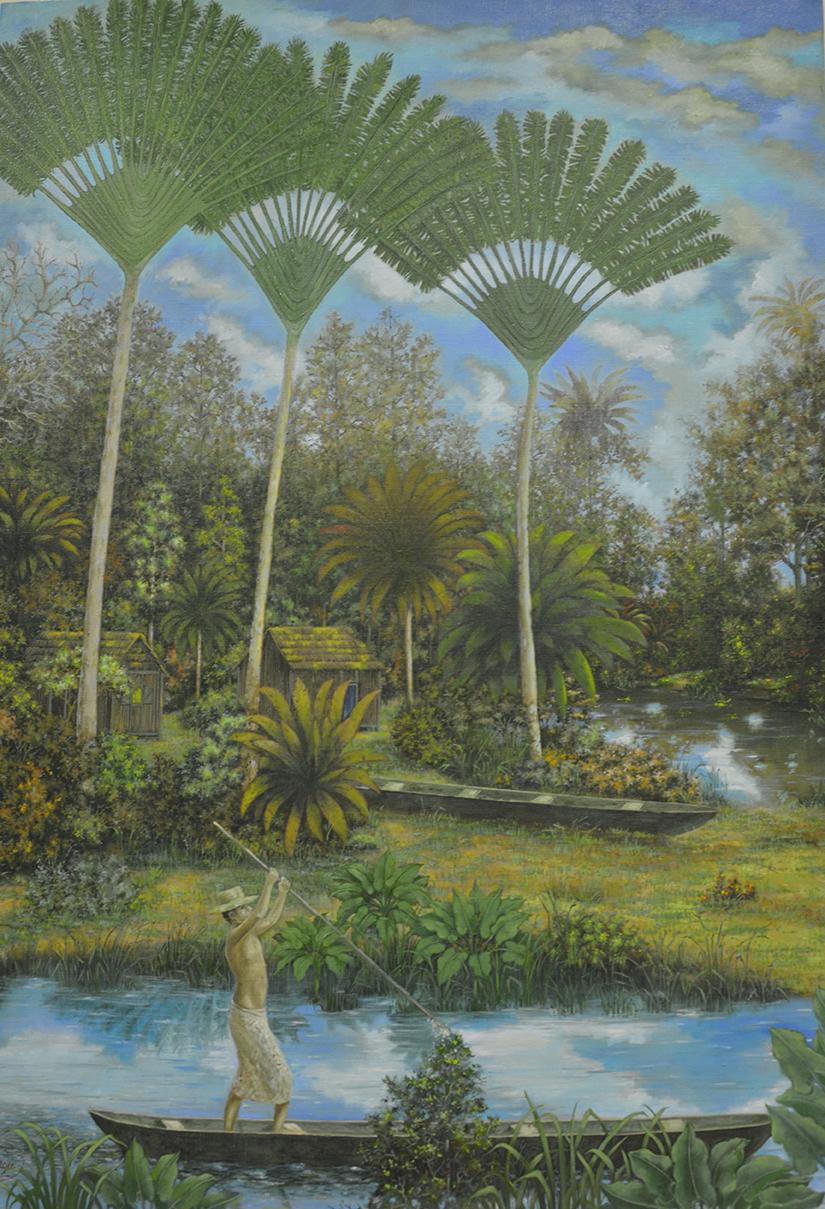 Ravinala (Дерево путешественников)