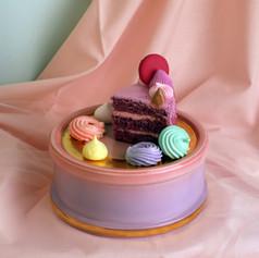 동화와 케이크