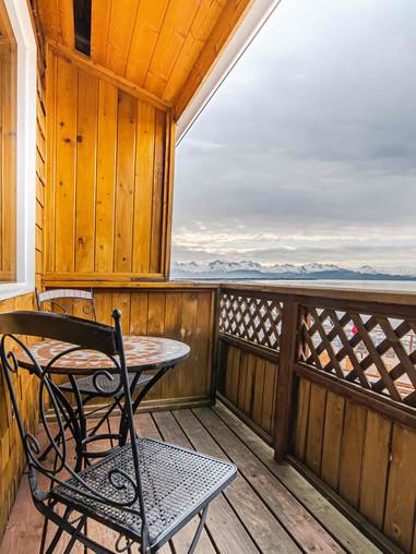 Ocean Front King Room Deck
