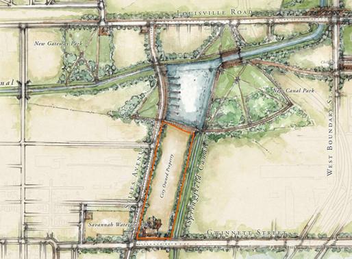 Savannah Canal District Plan Underway
