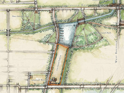 Savannah Canal District Plan Underway