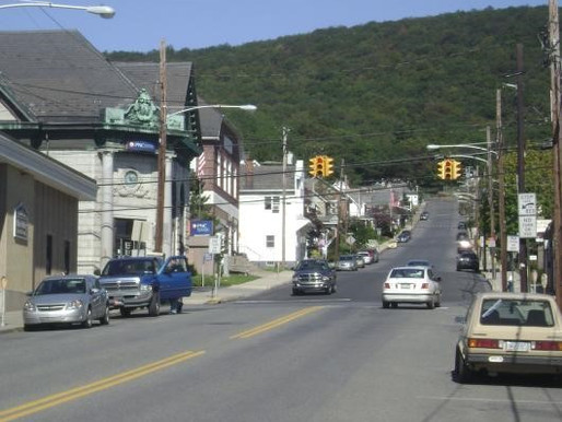Borough of Pen Argyl Revitalization Plan