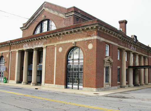 Johnstown Train Station Reuse Study Completed; Greyhound Moves into Station