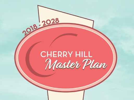 Cherry Hill Master Plan Update Adopted