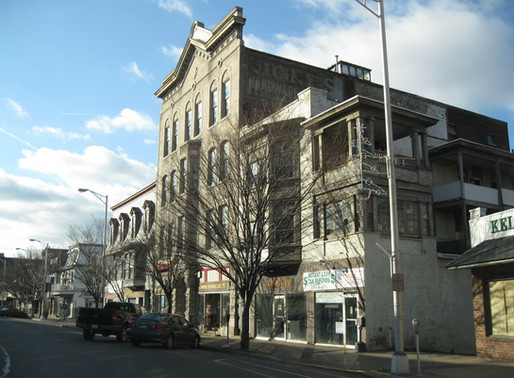 Go Shamokin Downtown Implementation Plan