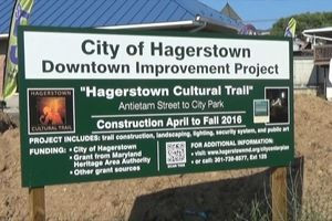 Hagerstown Community's City Center Plan Status Report
