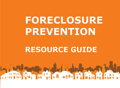 Foreclosure Prevention Resource Guide (Urban Affairs Coalition)