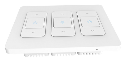 NuBryte smart light switch.