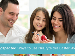 7 Uneggspected Ways to use NuBryte Smart Home Tech this Easter Weekend