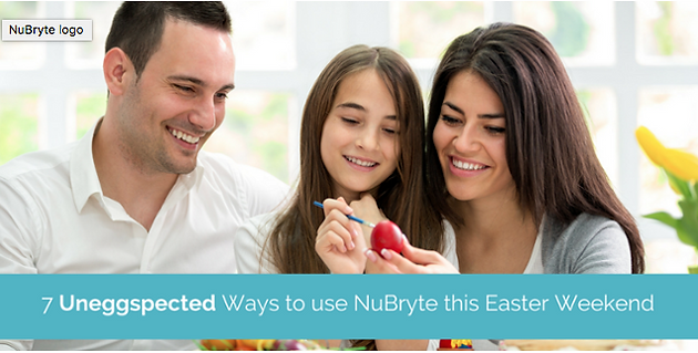 7 Uneggspected Ways to use NuBryte Smart Home Tech this