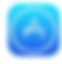 iPhone app store logo