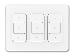 Smart lighting switches for the NuBryte Touchpoint.