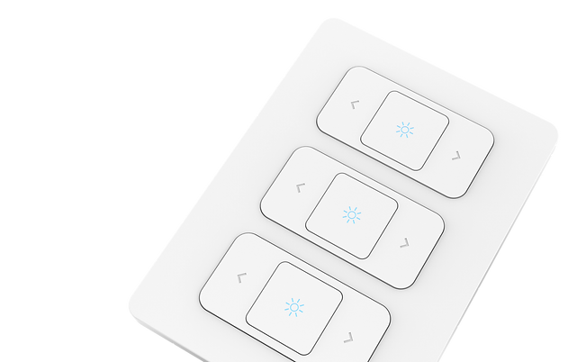 NuBryte smart light switch