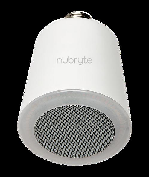 NuBryte Smart Speaker Bulb