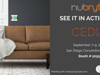 See NuBryte Smart Home at CEDIA 2017
