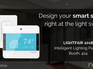 NuBryte Premiering at LIGHTFAIR 2018