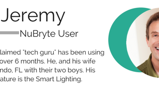 How NuBryte Smart Home Gave This Dad Superpowers